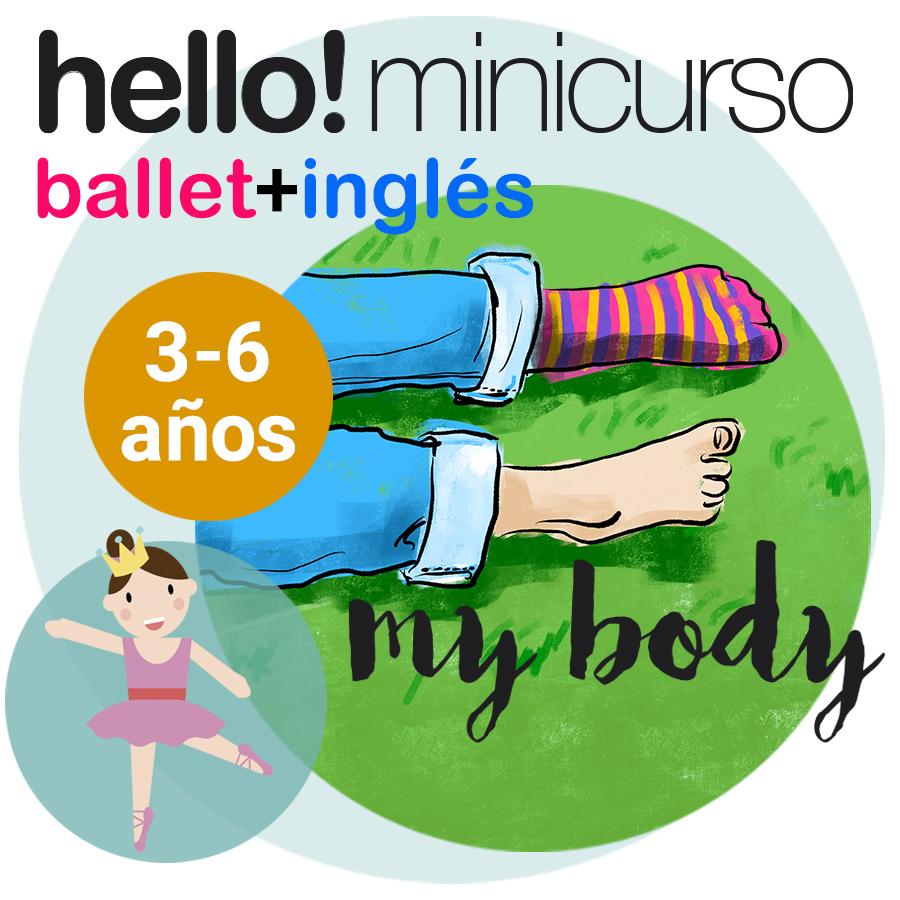 ballet online en inglés
